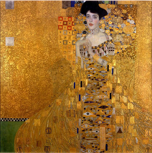 Gustav klimt is the most famous artist of the 20th century to have