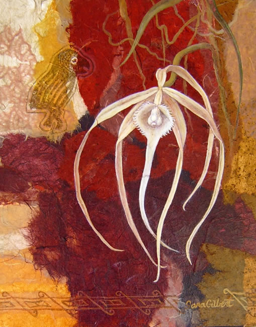 Sara Gilbert artist