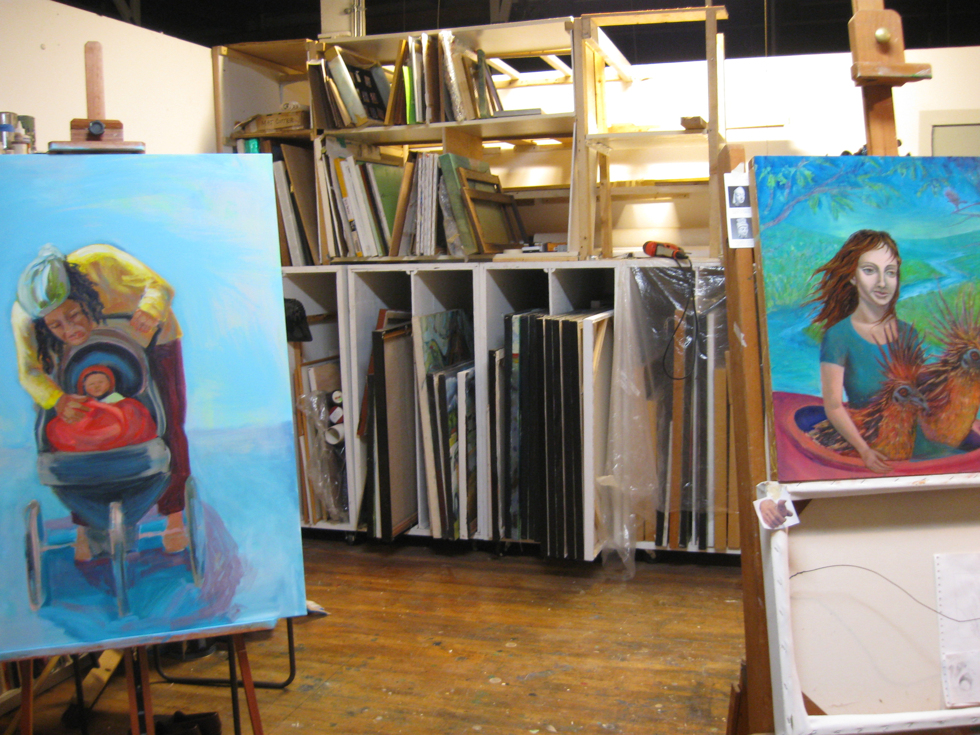 prada shoes enlargers easels for painting