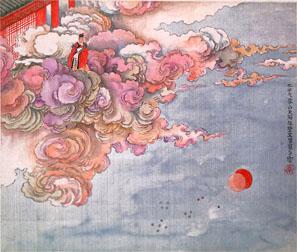 Parallel between Akatsuki and Flying Nimbus