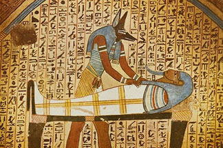 Exotic Ancient Egyptian Art - Art People Gallery