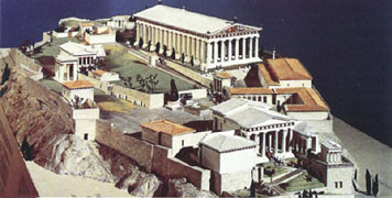 ideas of the parthenon essay
