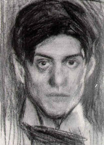 Picasso Self Portrait Cubism