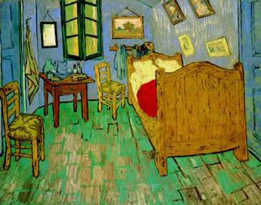 Bedroom At Arles 1888