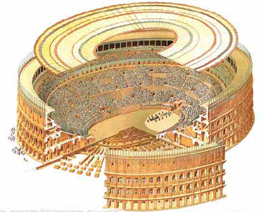 Eyeconart The Colosseum