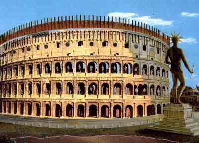 Eyeconart The Colosseum